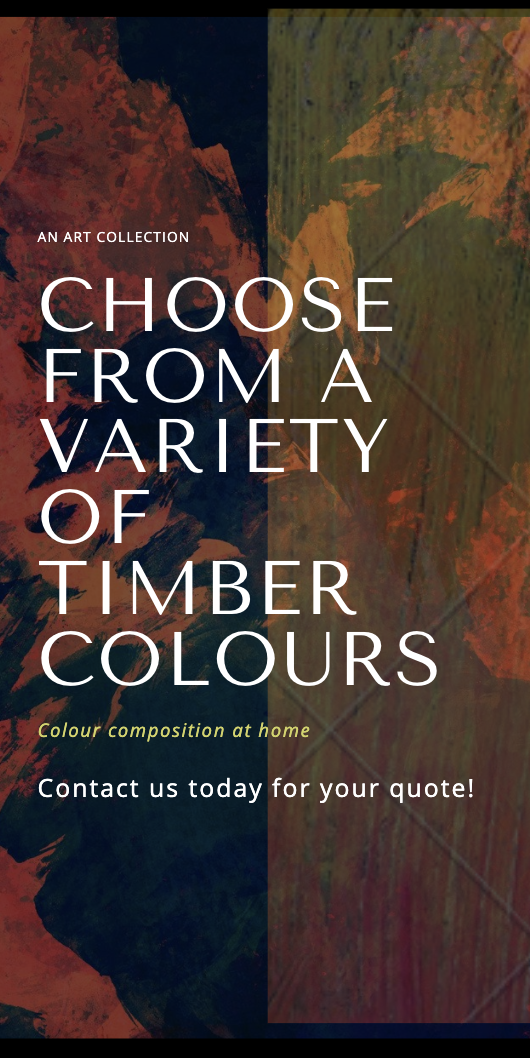 Timber colour